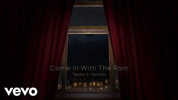 Come in With the Rain